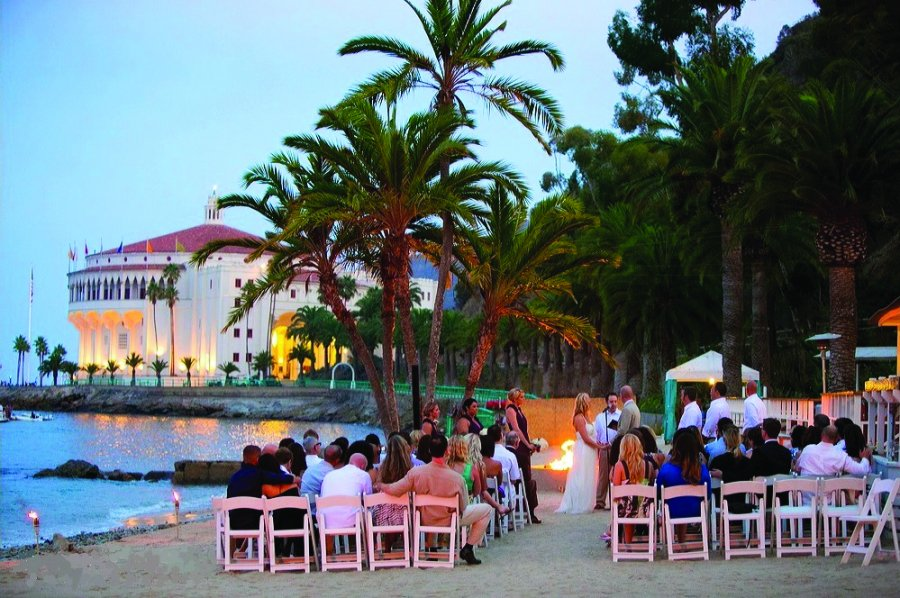 Plan The Most Wedding On Beach Catalina Island