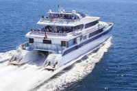 Catalina Express traveling