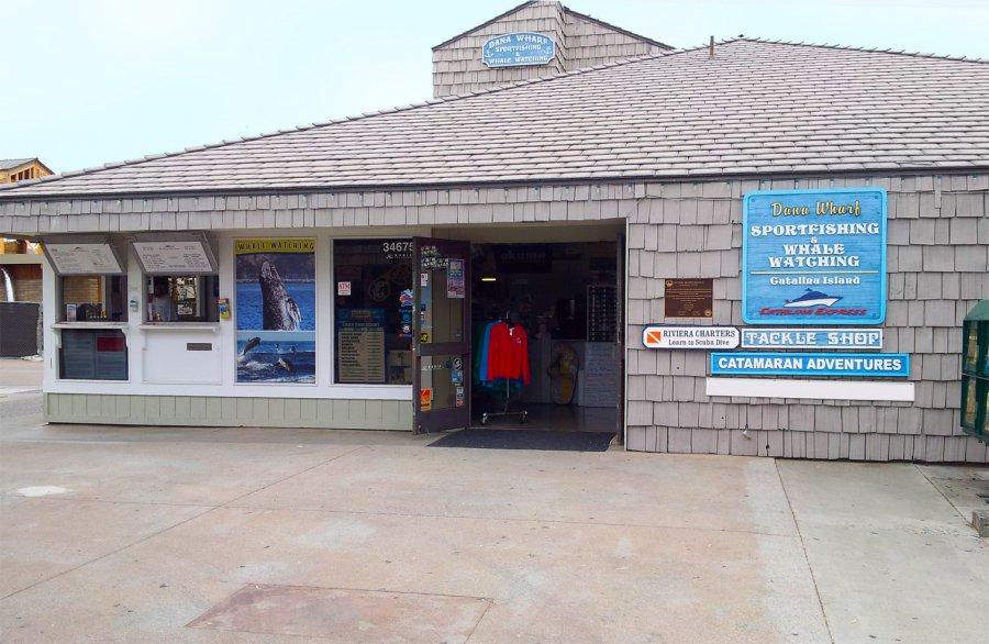 Dana Point Port : Catalina Express