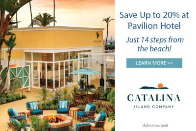 Catalina Island Company - Save Up to 20% at Pavilian Hotel. Just 14 steps from the beach! Click to learn more