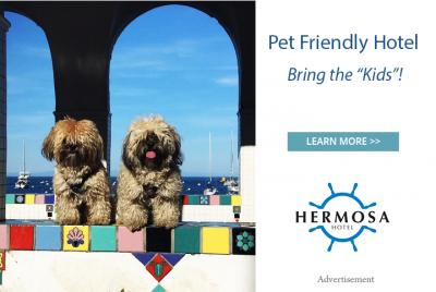 Hermosa Hotel - Pet friendly hotel