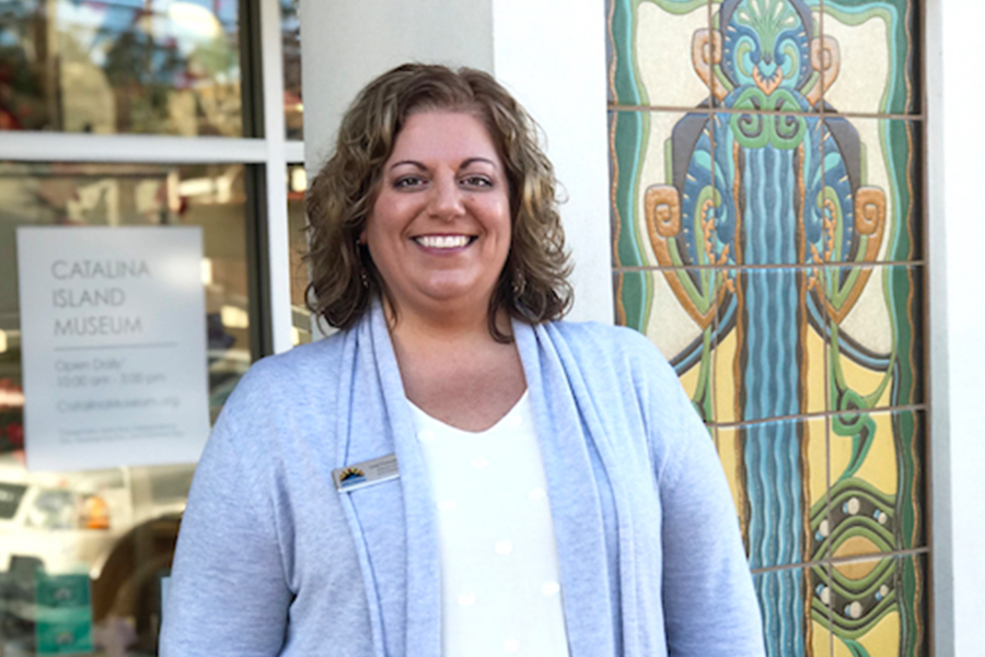 An exclusive interview with Gail Fornasiere, Director of Marketing and Public Relations for the Catalina Island Museum.