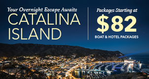 Your Overnight Escape Awaits. Catalina Island Boat & Hotel Packages. Packages Starting at $82.