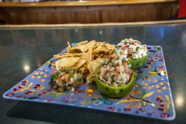 coyote joes ceviche