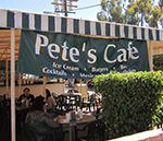petes cafe. come for the happy hour, stay for the street tacos